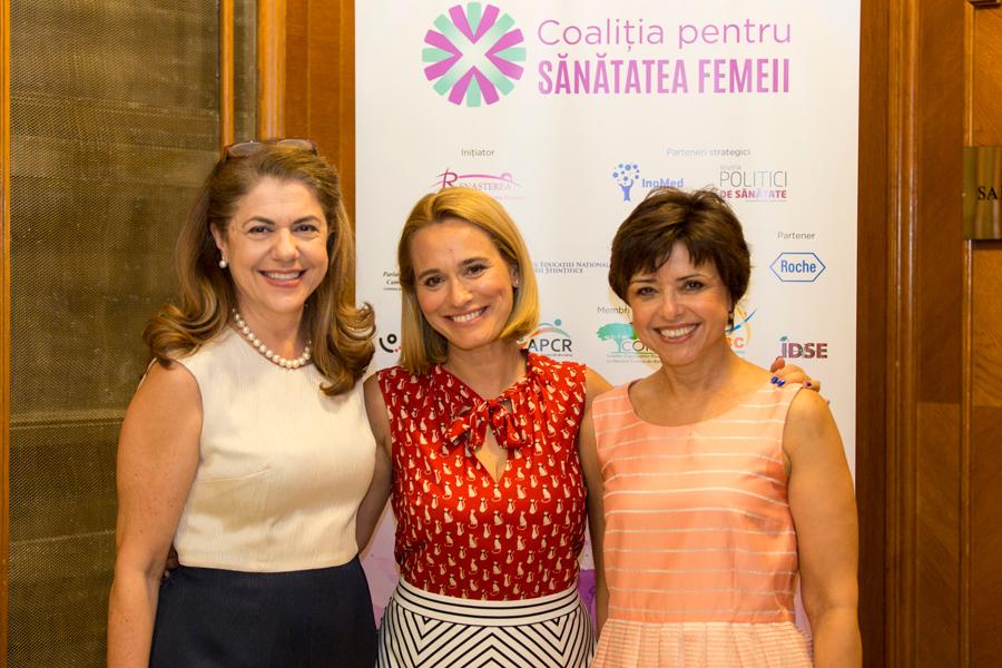 Noi membri si parteneri se alatura Coalitiei pentru Sanatatea Femeii, initiata de Fundatia Renasterea