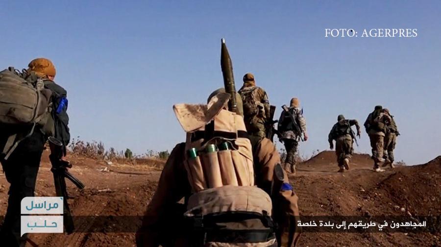 Lovitura de imagine in lumea jihadista. Frontul al-Nusra se rebranduieste si rupe legaturile cu Al-Qaida