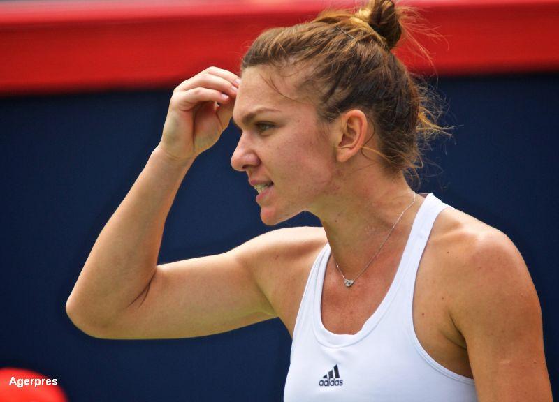 Simona Halep s-a calificat in semifinalele turneului de la Montreal. Revenire spectaculoasa in fata Svetlanei Kuznetova
