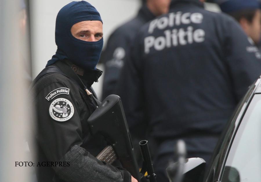 Politia belgiana a arestat doi frati care puneau la cale noi atentate teroriste. 8 perchezitii in orase din sudul tarii