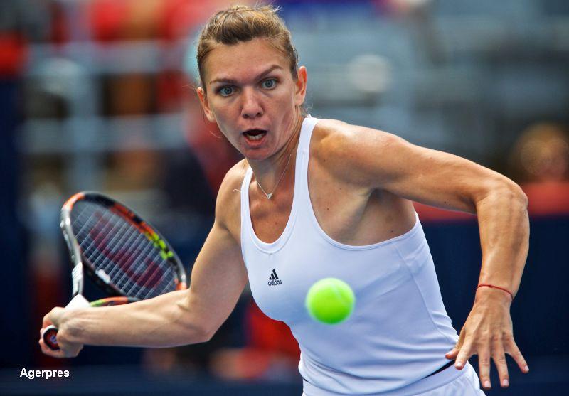 Simona Halep, in finala turneului de la Montreal. Si-a luat revansa in fata jucatoarei care a eliminat-o de la Wimbledon