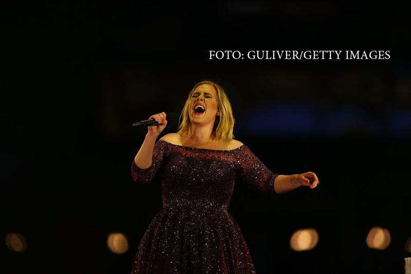 Adele si-a anulat concertele, la sfatul medicilor.