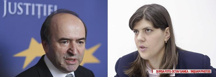 Război între ministrul Justiţiei şi DNA. Tudorel Toader o critică pe Kovesi în dosarul Belina