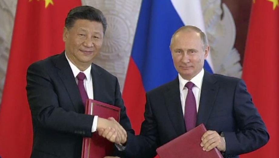 Intalnire intre Vladimir Putin si presedintele Chinei. Xi Jinping spune ca Rusia este partenerul cel mai de incredere