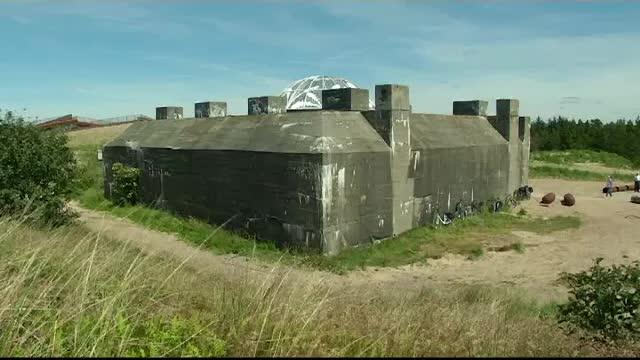 Proiect impresionant in Danemarca. Un buncar al Germaniei naziste a fost transformat intr-un