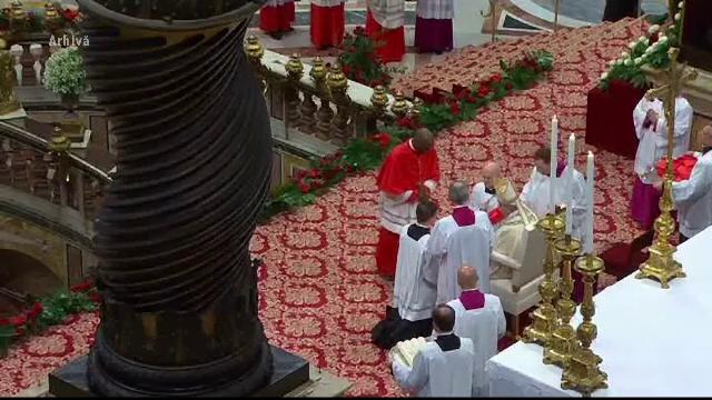 Nou scandal sexual la Vatican.