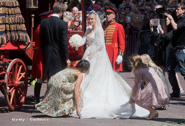Nunta regala controversata in Germania. Printul Ernst August Junior s-a casatorit cu o rusoaica, in ciuda opozitiei tatalui