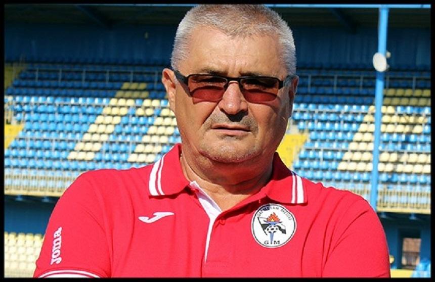 Ioan Aloman, fostul jucator la Gaz Metan Medias, a facut infarct inaintea unui meci amical si a murit