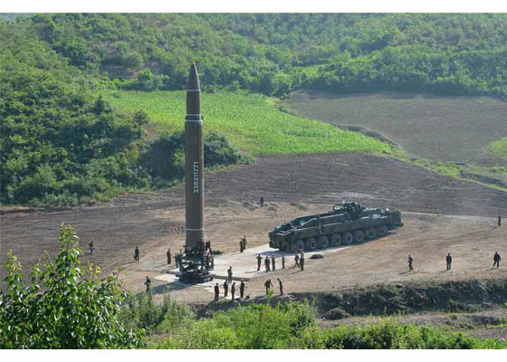 Experti: pana in 2019, Coreea de Nord va putea distruge California cu o racheta nucleara.