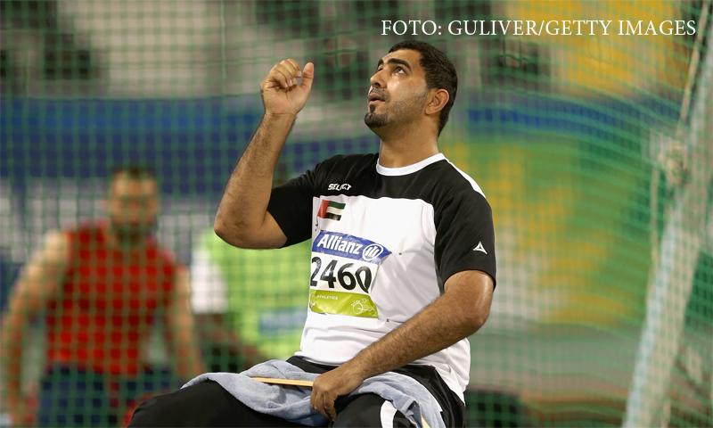 Un atlet paralimpic din Emiratele Arabe Unite a murit la un antrenament, dupa ce o structura metalica i-a cazut in cap
