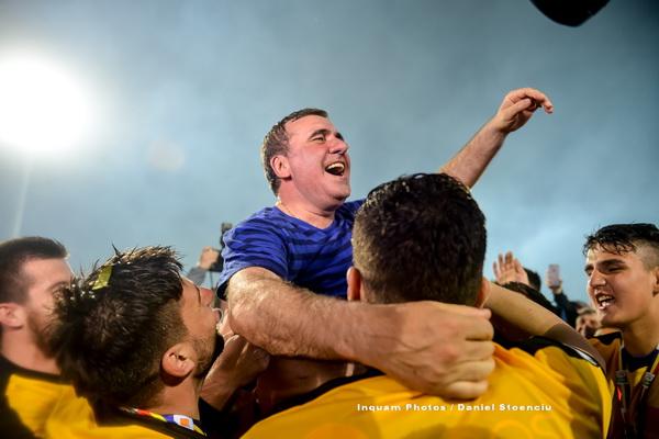 Gheorghe Hagi l-a invins pe Gigi Becali si la TAS. Oficialii au confirmat ca FC Viitorul este campioana Ligii I