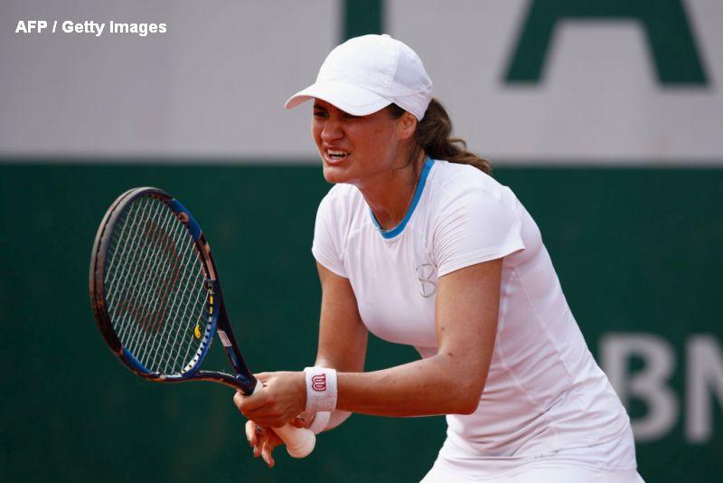 Monica Niculescu s-a calificat in finala de dublu la turneul de la Wimbledon