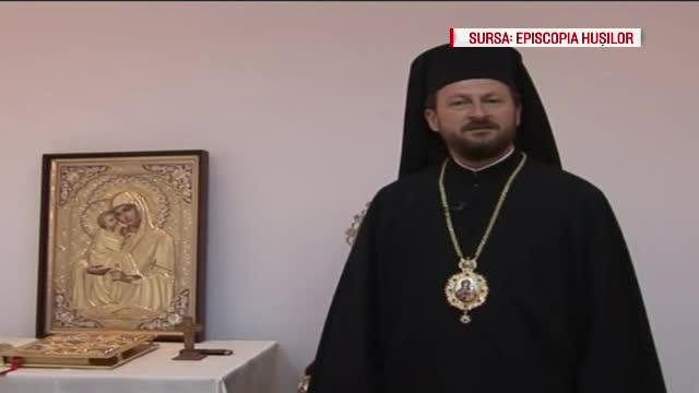 Soarta Episcopului Husilor, care apare intr-o inregistrare indecenta, decisa de Sfantul Sinod. BOR spune ca nu e trucata