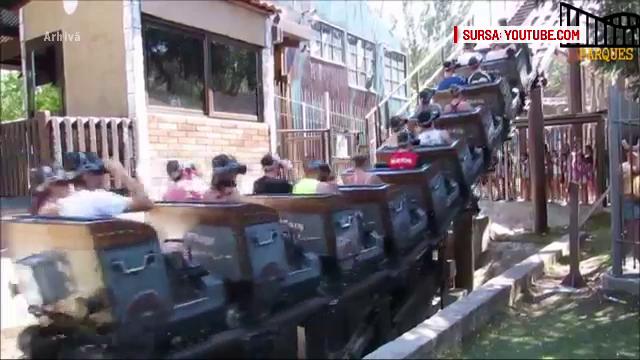 Accident intr-un parc de distractii din Madrid. 33 de persoane au fost ranite dupa ce doua montagne russe s-au ciocnit