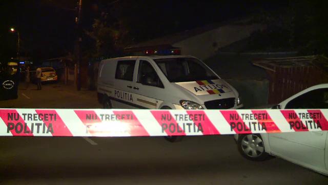 Moarte suspecta a unei femei, care locuia in sectorul 5 al Capitalei. Nepoata sa a gasit-o fara suflare in baia casei