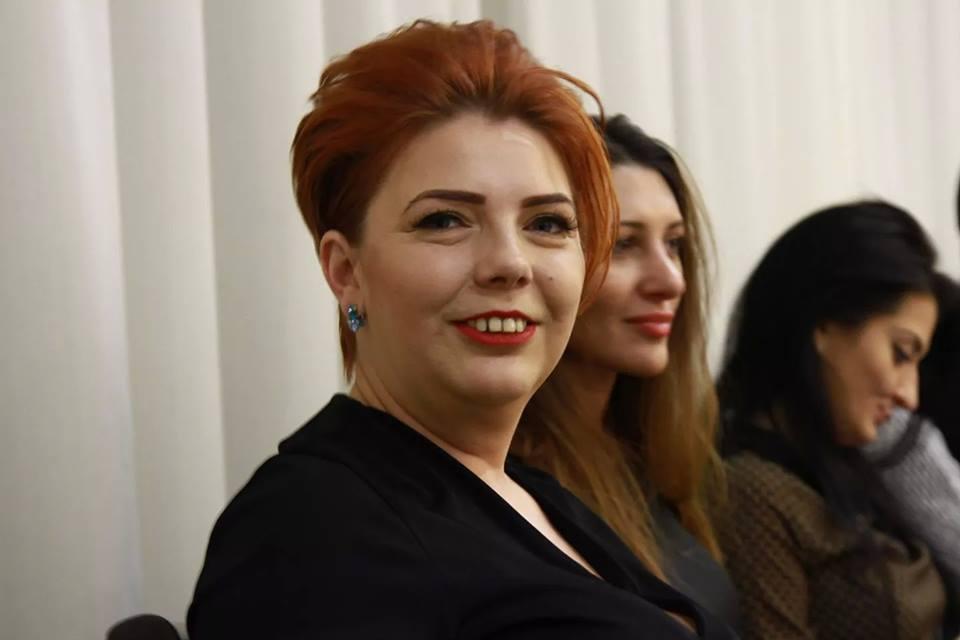 Raluca Stancescu, suspendata din functia de prim-procuror, dupa ce a fost arestata pentru fapte de coruptie