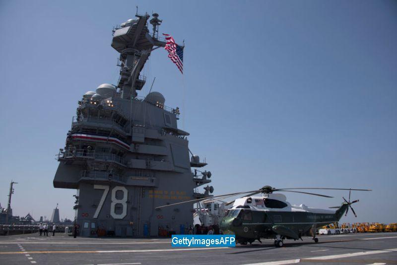 Situatie tensionata in Golful Persic. Ofiterii Marinei americane au deschis focurile de avertizare asupra unui vas iranian