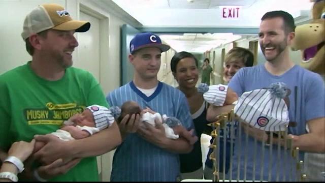 Rata natalitatii in Chicago a atins un varf istoric. Medicii au descoperit misterul: victoria echipei locale de baseball