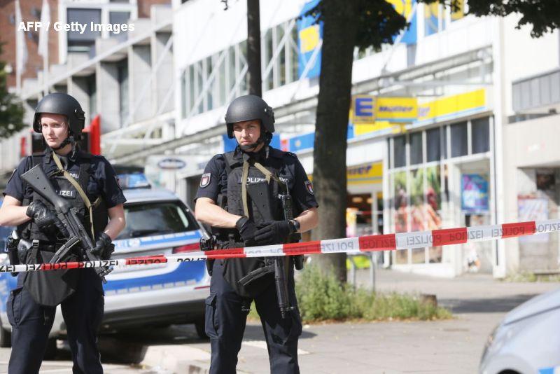 Politia a revizuit la 6 numarul ranitilor in atacul de la Hamburg. Atacatorul ceruse azil in Germania, dar a fost refuzat