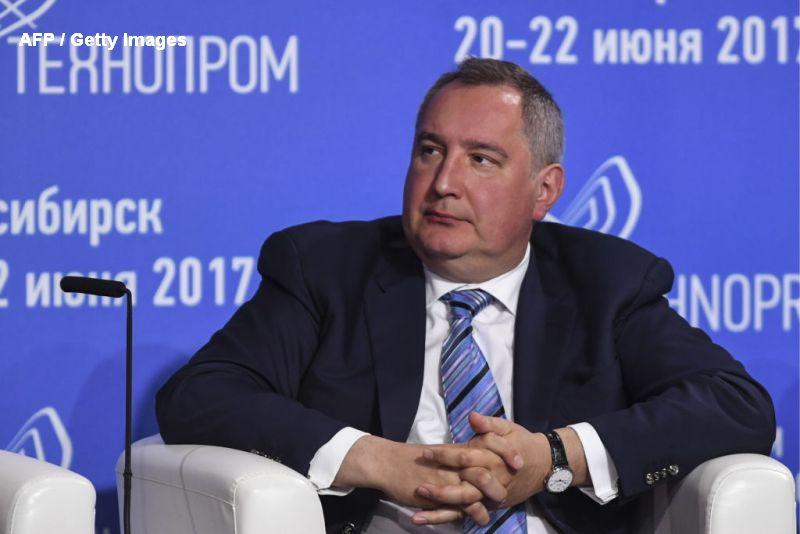 Dmitri Rogozin a fost declarat persona non grata în Republica Moldova