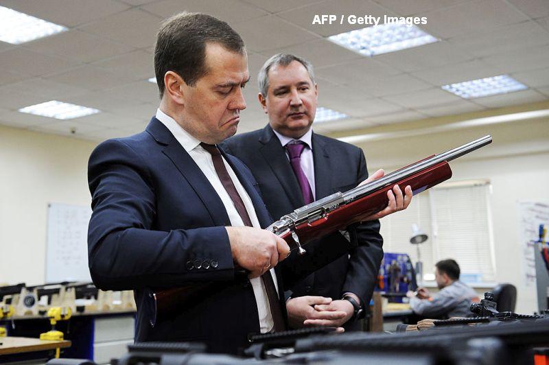 Rogozin acuza Romania ca e