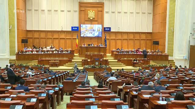 Comisiile parlamentare au început dezbaterile asupra bugetului de stat pe 2018