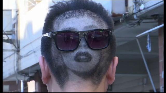 Un frizer din Taiwan este supranumit