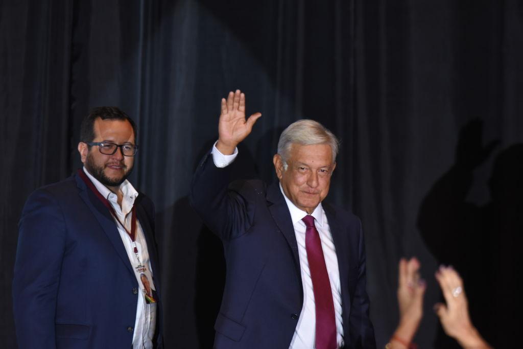Naționalistul Lopez Obrador, noul președinte al Mexicului. A promis că va scăpa țara de corupție