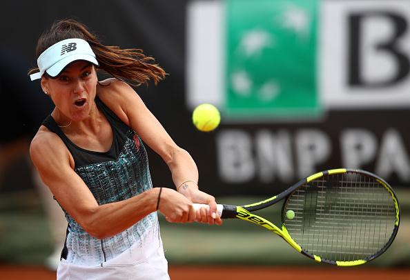 Sorana Cîrstea s-a calificat în turul II la Wimbledon. Următoarea sa adversară