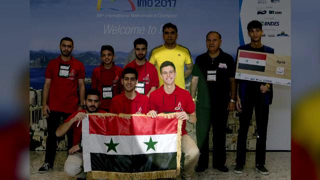 Fiul președintelui Siriei va participa la Olimpiada de Matematică, la Cluj