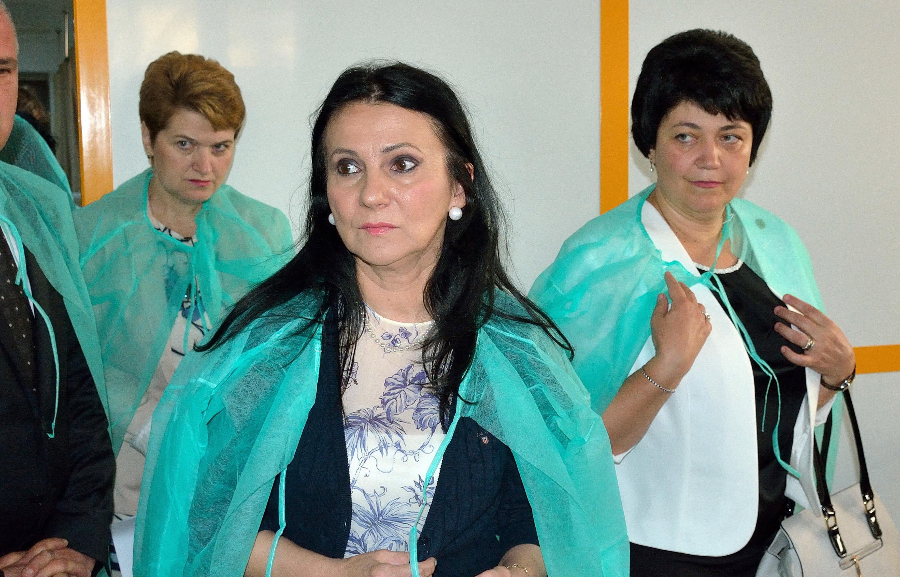 Sorina Pintea: 34 de cazuri confirmate cu stafilococ auriu la copii născuţi la Maternitatea Giuleşti