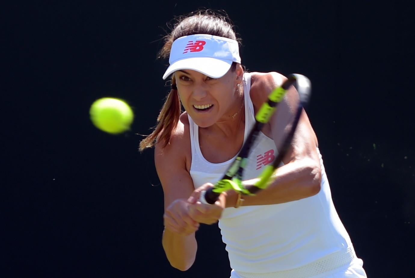 Sorana Cîrstea, eliminată de Evghenia Rodina, în turul doi la Wimbledon