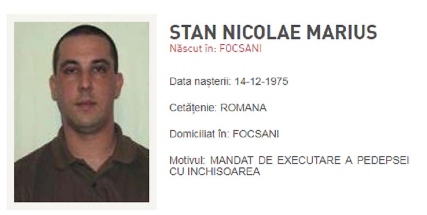Interlop român de pe lista