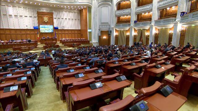 Proiectul Codului administrativ. Dezbatere şi vot în plenul Camerei Deputaţilor