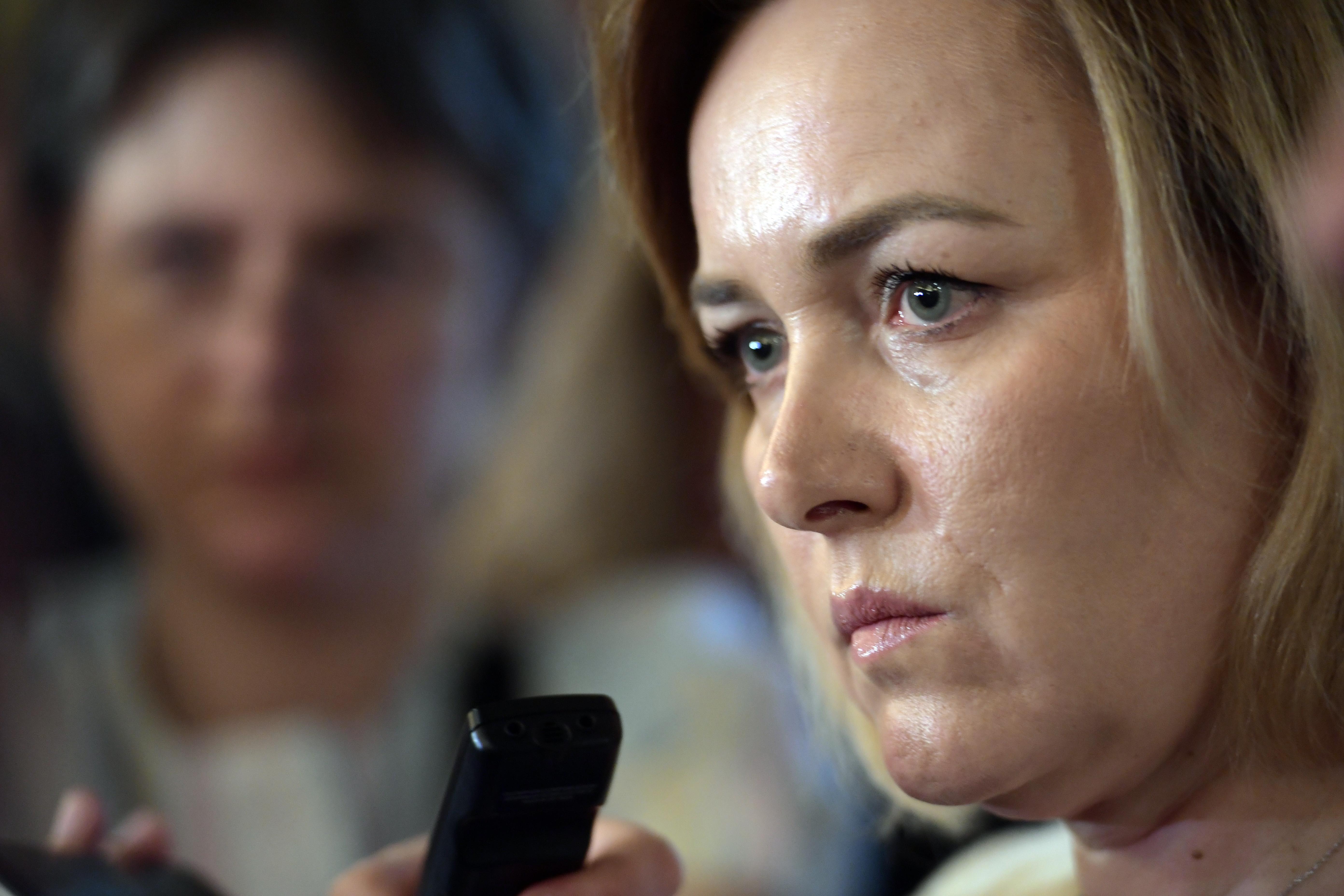 """Ministrul Carmen Dan, replică dură pentru Tudose: """"Bădăran, oportunist, securist, nu neapărat în ordinea asta"""