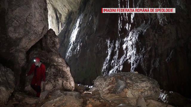 """Speologi din 14 țări au explorat peșterile din Țara Hațegului: """"Sunt cele mai frumoase din lume"""""""