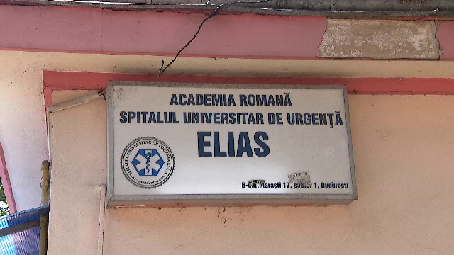 Activitatea Spitalului Elias, afectată după ce 26 de cadre medicale s-au infectat cu Covid-19