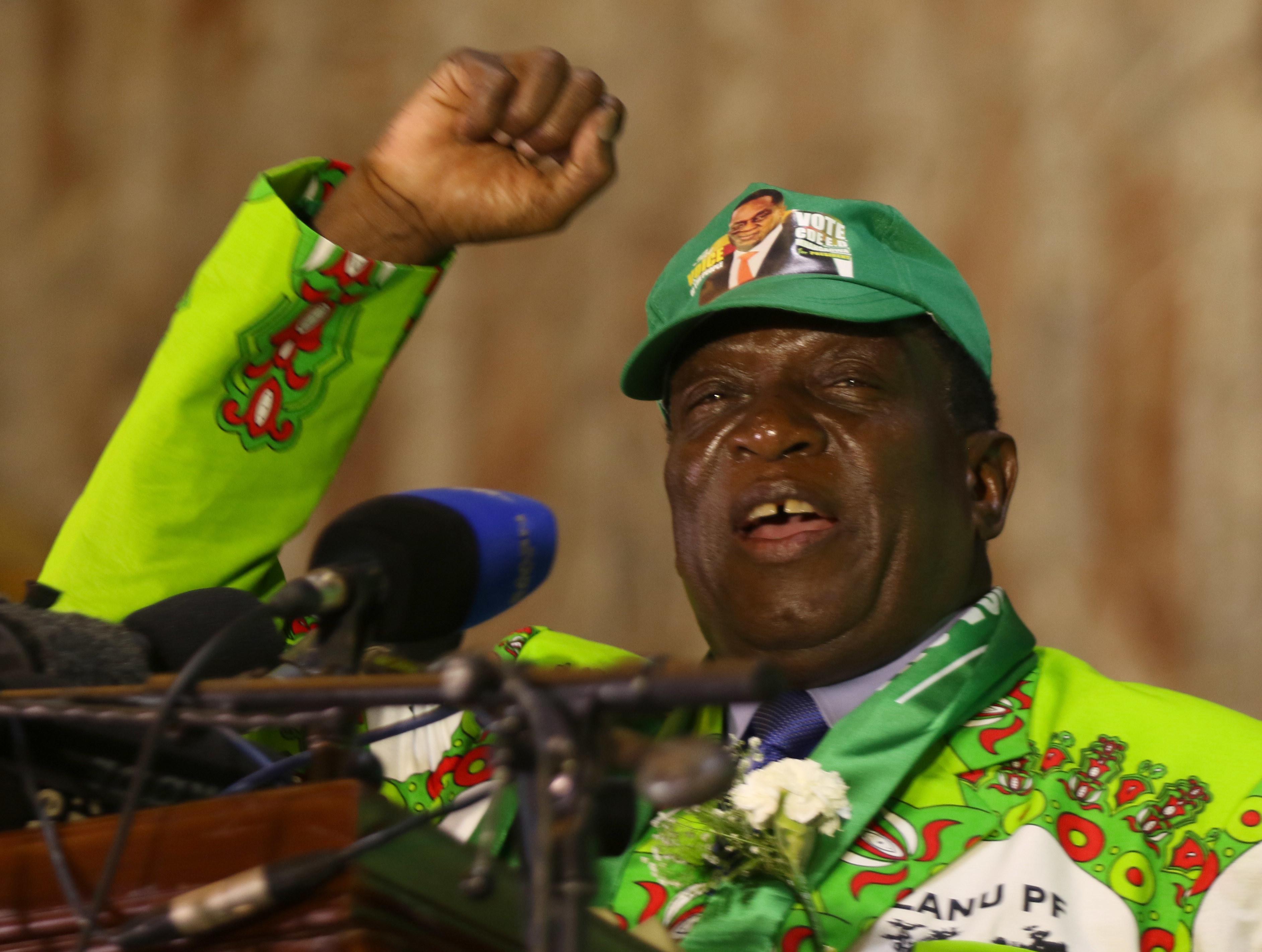 Preşedintele din Zimbabwe a anunţat înfiinţarea unei agenţii spaţiale