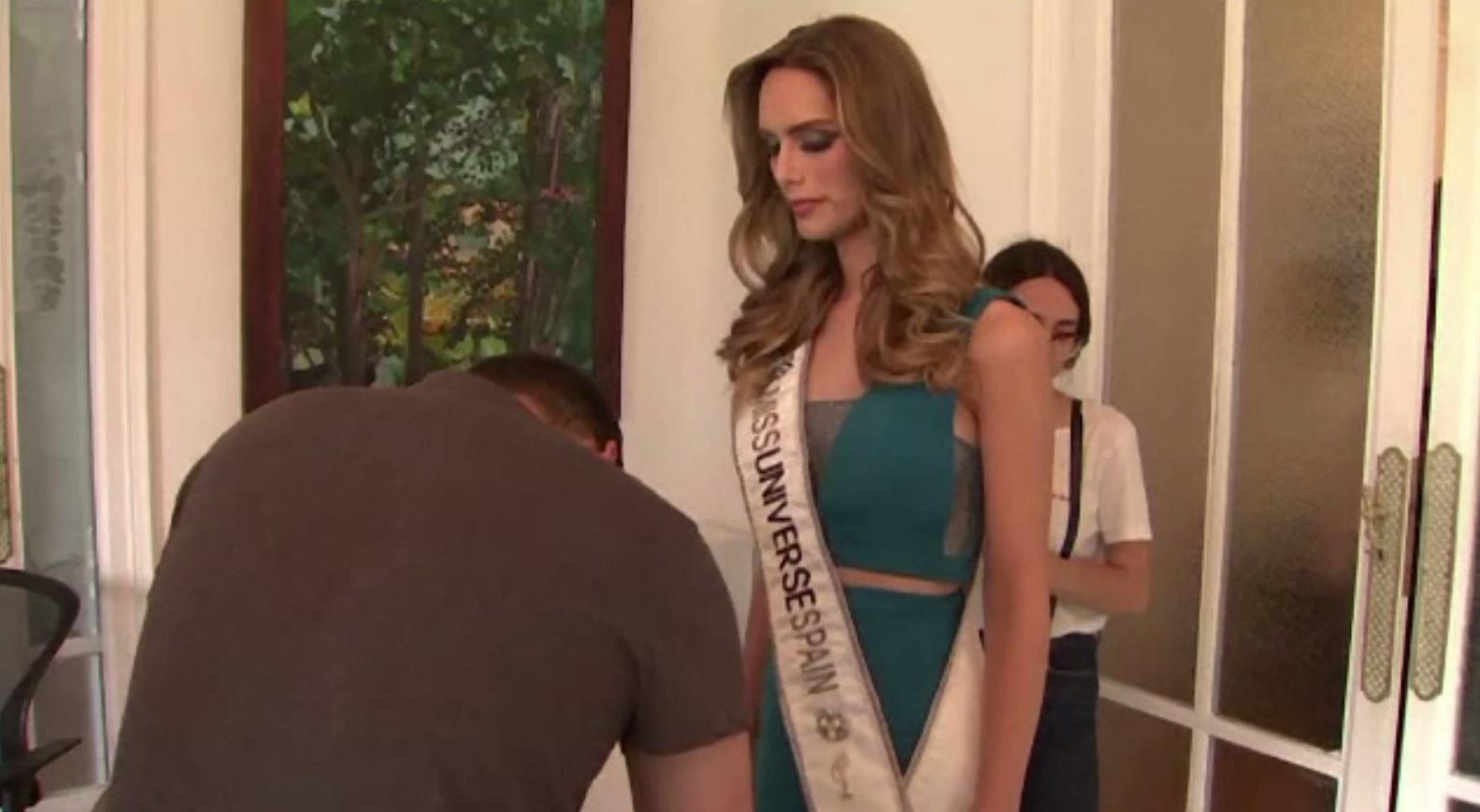 Un transgender va reprezenta Spania la Miss Univers