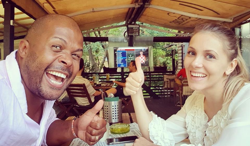 Cabral şi Andreea Ibacka vor avea un copil. Cum au făcut marele anunț. FOTO