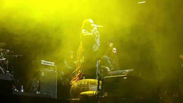 Electric Castle 2018. Ce a spus Damian Marley despre publicul din România