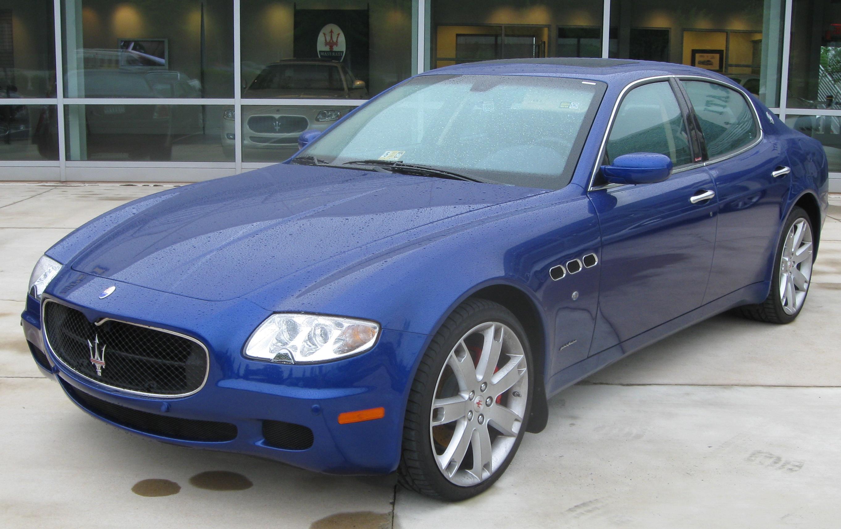 Maserati vândut de ANAF la prețul unei Dacii. Cât costă un BMW