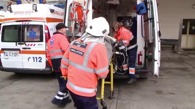 Pacientul unui spital din Piatra Neamț a murit, după ce s-a aruncat pe geam
