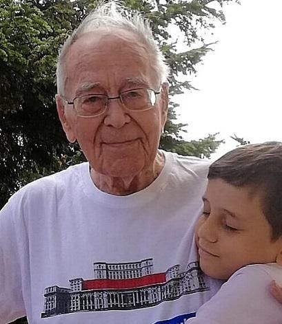 Mihai Şora, încă internat la Spitalul Elias, susţine campania #FărăPenali: Îmi pun speranţa în copii
