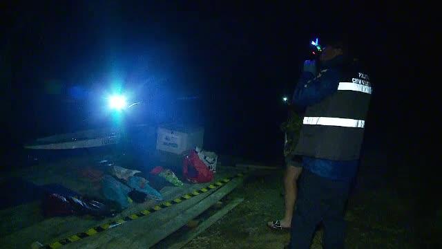 Directorul APIA Cluj a dispărut în timp ce se plimba cu barca. Sticle de alcool, găsite la bord