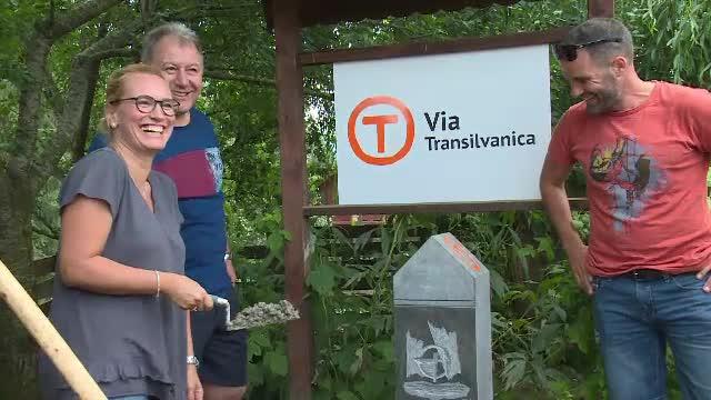 Via Transilvanica, un proiect curajos. Poteca de 1000 de km, inspirată de trasee renumite