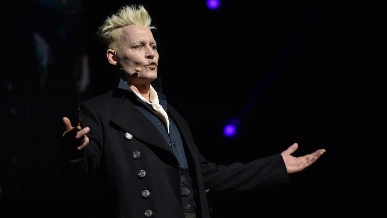 Apariție surpriză a celebrului Johnny Depp la Comic-Con