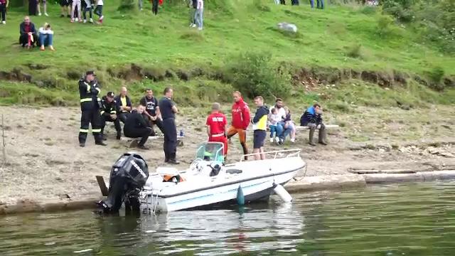 Directorul APIA Cluj, căzut în lacul Beliş, încă nu a fost găsit. Mărturia unui localnic