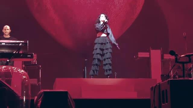 Electric Castle. Jessie J, declarație de dragoste pentru România la finalul festivalului