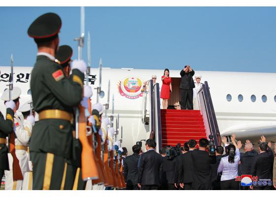 Kim Jong-Un, implicat într-un accident aviatic la graniţa cu China